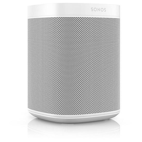 Système Audio Multiroom Sonos ONE Blanc (Gen 2) - Enceinte compacte