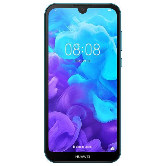 Smartphone et téléphone mobile Huawei Y5 2019 (bleu) - 16 Go - 2 Go