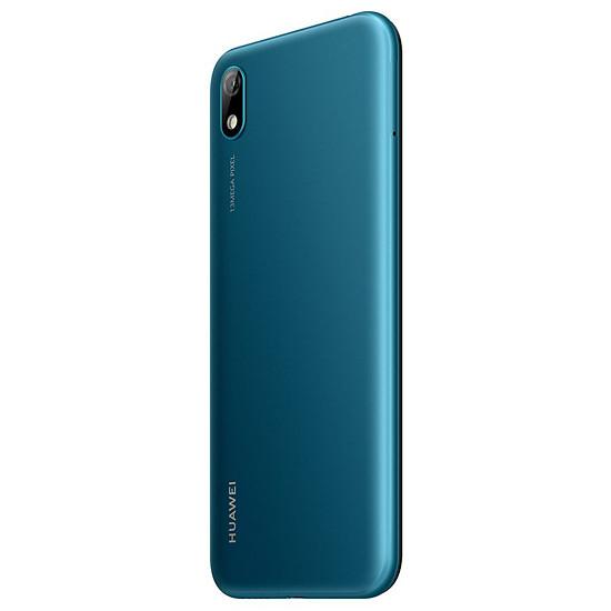 Smartphone et téléphone mobile Huawei Y5 2019 (bleu) - 16 Go - 2 Go - Autre vue