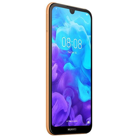 Smartphone et téléphone mobile Huawei Y5 2019 (marron) - 16 Go - 2 Go - Autre vue