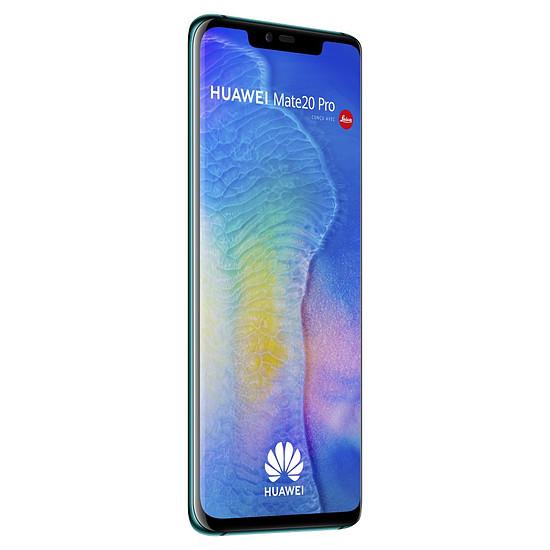 Smartphone et téléphone mobile Huawei Mate 20 Pro (vert) - 128 Go - 6 Go + Huawei FreeBuds Offerts