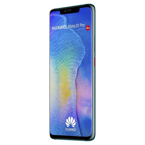 Smartphone et téléphone mobile Huawei Mate 20 Pro (vert) - 128 Go - 6 Go + Huawei FreeBuds Offerts - Autre vue