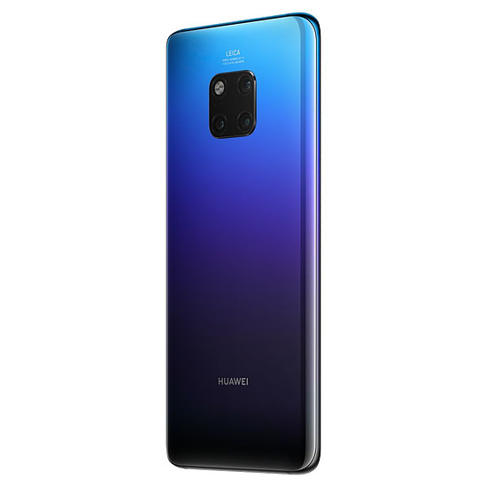 Smartphone et téléphone mobile Huawei Mate 20 Pro (twilight) - 128 Go - 6 Go + Huawei FreeBuds Offerts - Autre vue