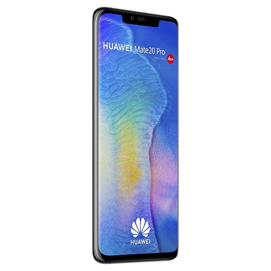 Smartphone et téléphone mobile Huawei Mate 20 Pro (noir) - 128 Go - 6 Go + Huawei FreeBuds Offerts