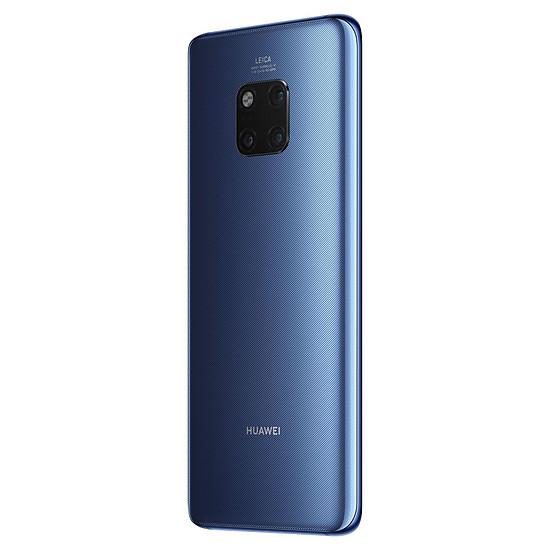 Smartphone et téléphone mobile Huawei Mate 20 Pro (bleu) - 128 Go - 6 Go + Huawei FreeBuds Offerts - Autre vue