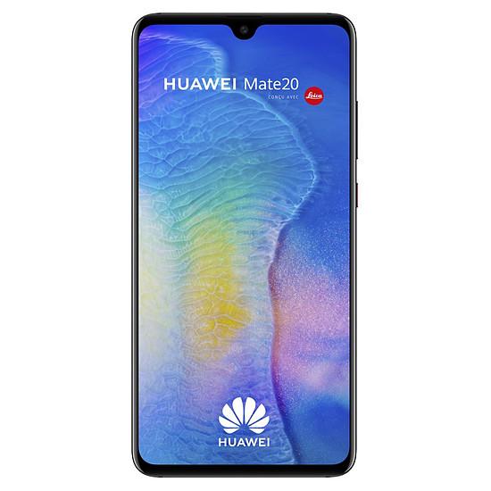 Smartphone et téléphone mobile Huawei Mate 20 (noir) - 128 Go - 4 Go + Huawei FreeBuds Offerts - Autre vue