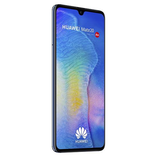 Smartphone et téléphone mobile Huawei Mate 20 (bleu) - 128 Go - 4 Go + Huawei FreeBuds Offerts