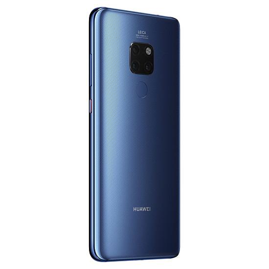 Smartphone et téléphone mobile Huawei Mate 20 (bleu) - 128 Go - 4 Go + Huawei FreeBuds Offerts - Autre vue