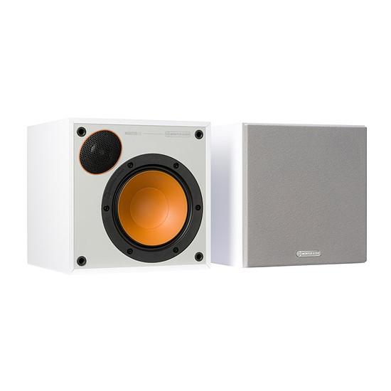 Enceintes HiFi / Home-Cinéma Monitor Audio Monitor 50 (la paire) - Blanc