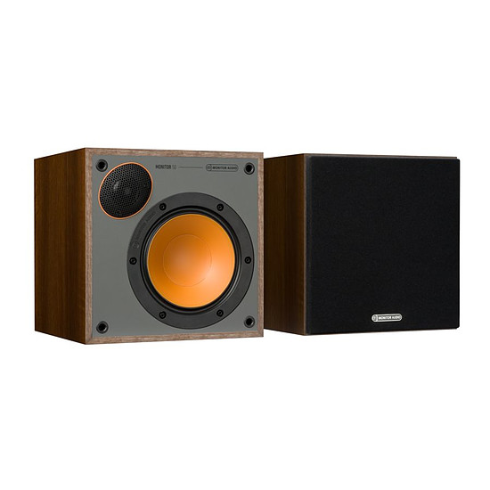Enceintes HiFi / Home-Cinéma Monitor Audio Monitor 50 (la paire) - Noyer