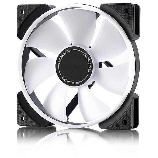 Ventilateur Boîtier Fractal Design Prisma SL-12 - Rouge - Autre vue
