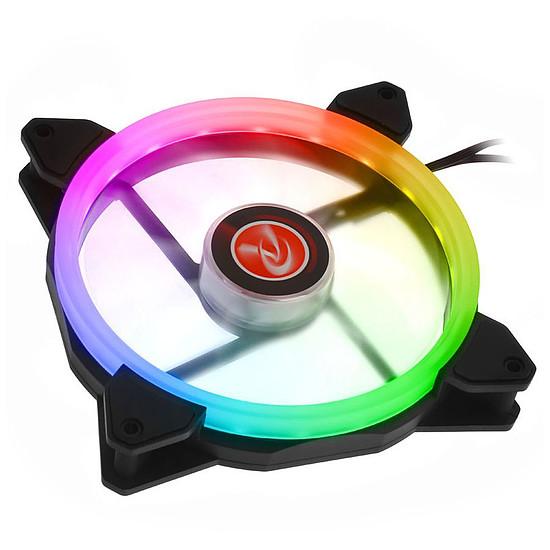 Ventilateur Boîtier Raijintek Iris 14 Rainbow RGB