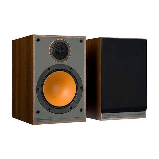 Enceintes HiFi / Home-Cinéma Monitor Audio Monitor 100 (la paire) - Noyer