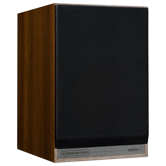 Enceintes HiFi / Home-Cinéma Monitor Audio Monitor 100 (la paire) - Noyer - Autre vue