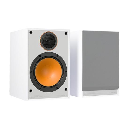 Enceintes HiFi / Home-Cinéma Monitor Audio Monitor 100 (la paire) - Blanc