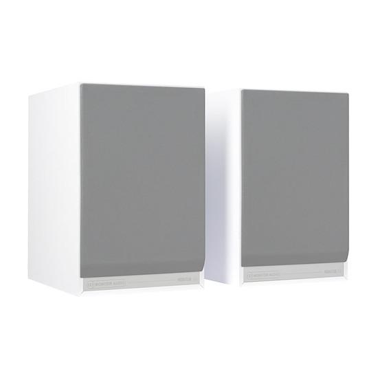 Enceintes HiFi / Home-Cinéma Monitor Audio Monitor 100 (la paire) - Blanc - Autre vue