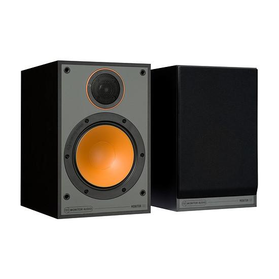 Enceintes HiFi / Home-Cinéma Monitor Audio Monitor 100 (la paire) - Noir