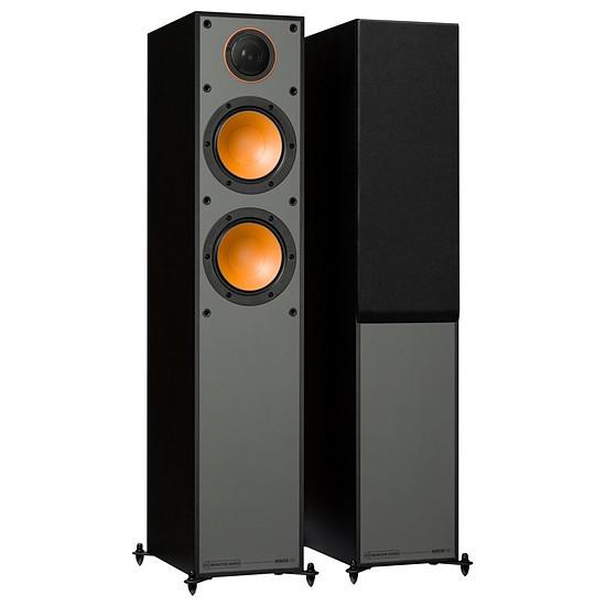 Enceintes HiFi / Home-Cinéma Monitor Audio Monitor 200 Noir (La paire)