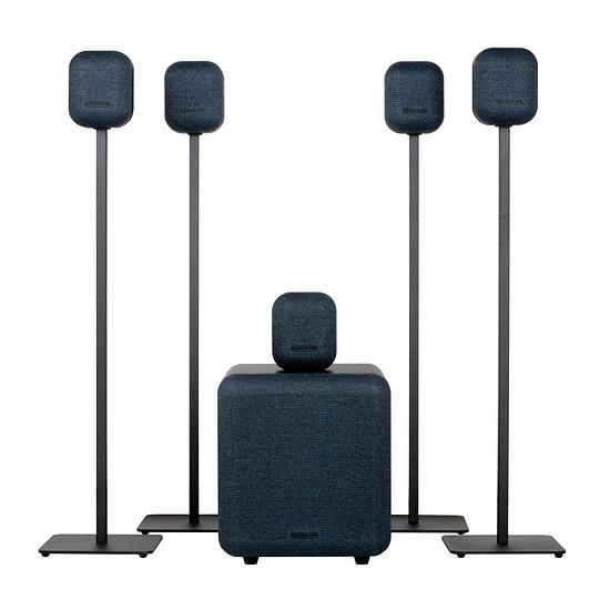 Enceintes HiFi / Home-Cinéma Monitor Audio MASS 5.1 - Noir - Autre vue