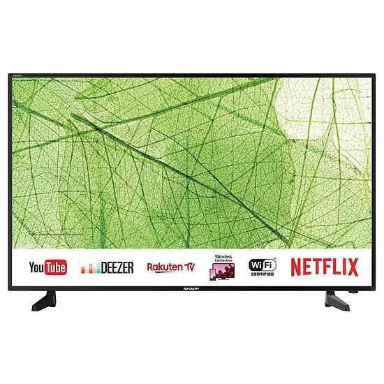 TV Sharp 40AJ2 TV LED UHD 4K HDR 102 cm