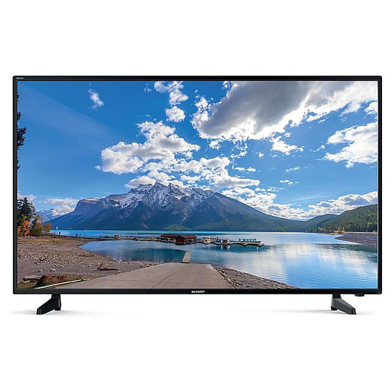 TV Sharp 40AJ2 TV LED UHD 4K HDR 102 cm - Autre vue