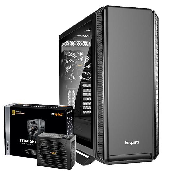 Boîtier PC Be Quiet Silent Base 801- Black