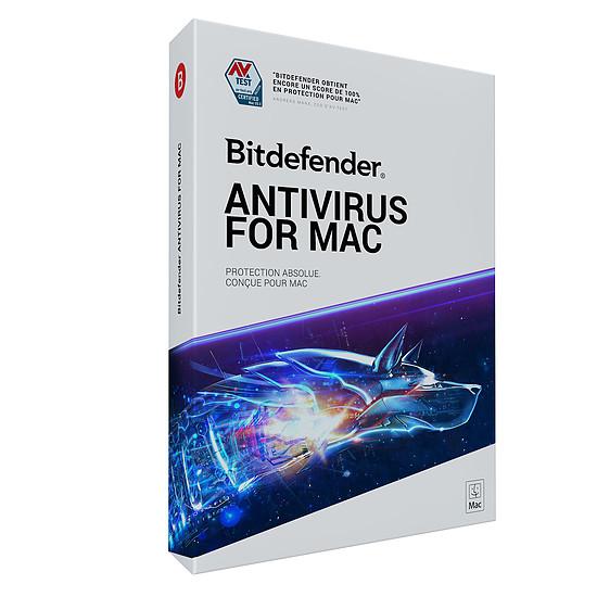 Antivirus et sécurité Bitdefender Antivirus For Mac 2019