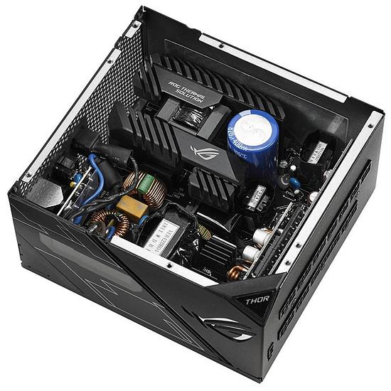 Alimentation PC Asus ROG Thor 850W - Autre vue