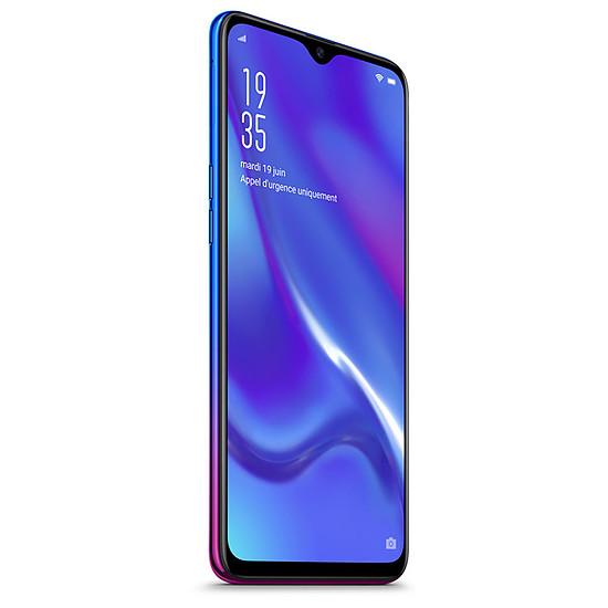 Smartphone et téléphone mobile Oppo RX17 Neo (bleu) - 128 Go - 4 Go