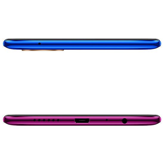 Smartphone et téléphone mobile Oppo RX17 Neo (bleu) - 128 Go - 4 Go - Autre vue