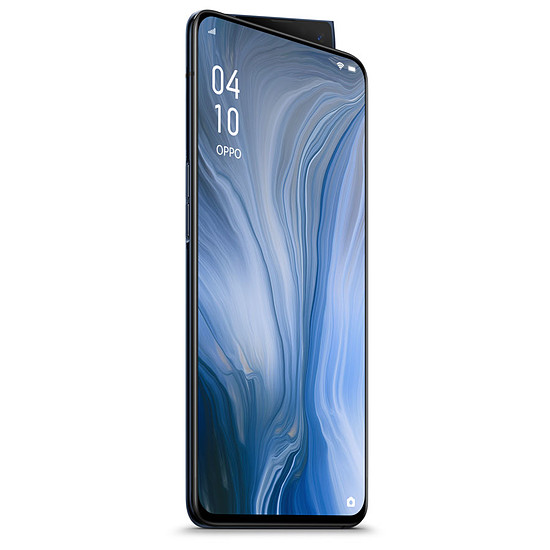 Smartphone et téléphone mobile Oppo Reno (noir) - 256 Go - 6 Go
