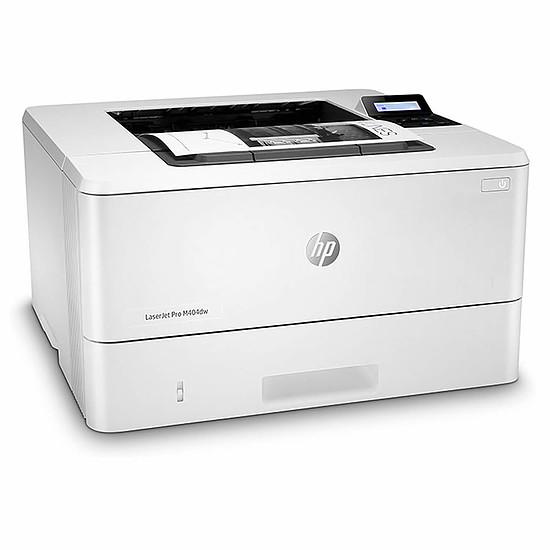 Imprimante laser HP LaserJet Pro M404dw - Autre vue