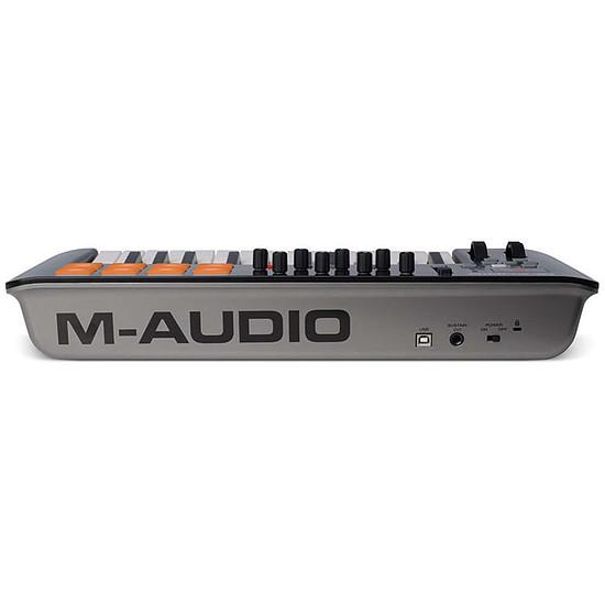 Clavier Maitre M-Audio Oxygen 25 MKIV - Autre vue