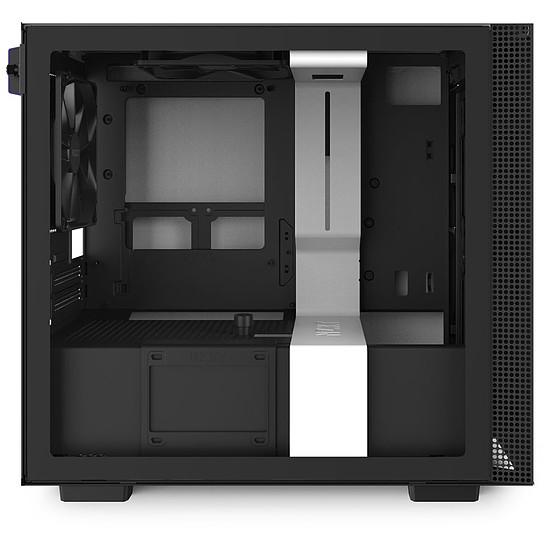 Boîtier PC NZXT H210 - Blanc/Noir - Autre vue