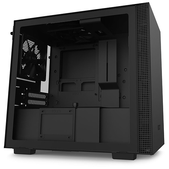 Boîtier PC NZXT H210 - Noir