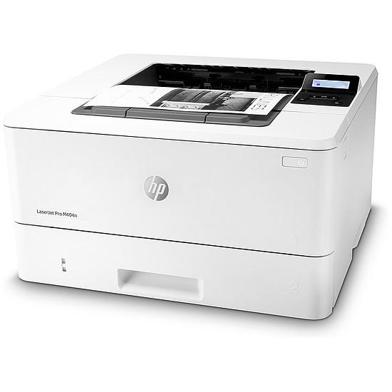 Imprimante laser HP LaserJet Pro M404n - Autre vue