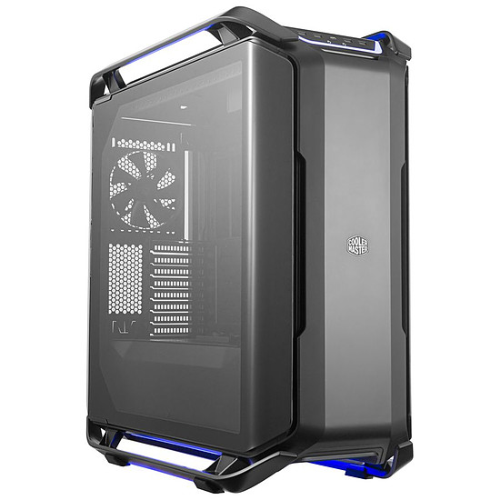 Boîtier PC Cooler Master Cosmos C700P - Black Edition