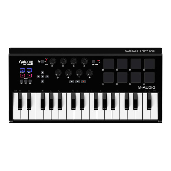 Clavier Maitre M-Audio Axiom Air Mini 32