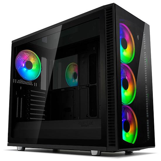 Boîtier PC Fractal Design Define S2 Vision RGB Blackout