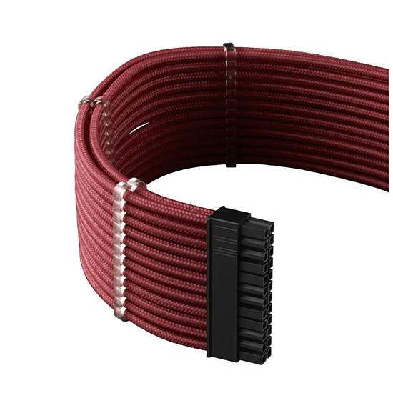 Alimentation CableMod PRO ModMesh Cable Extension Kit -  ROUGE - Autre vue