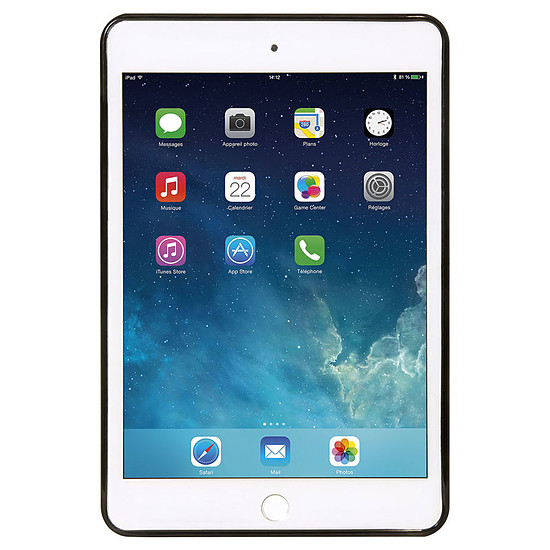 Accessoires tablette tactile Mobilis Coque T Series (noir) - iPad Mini 4 - iPad Mini 2019