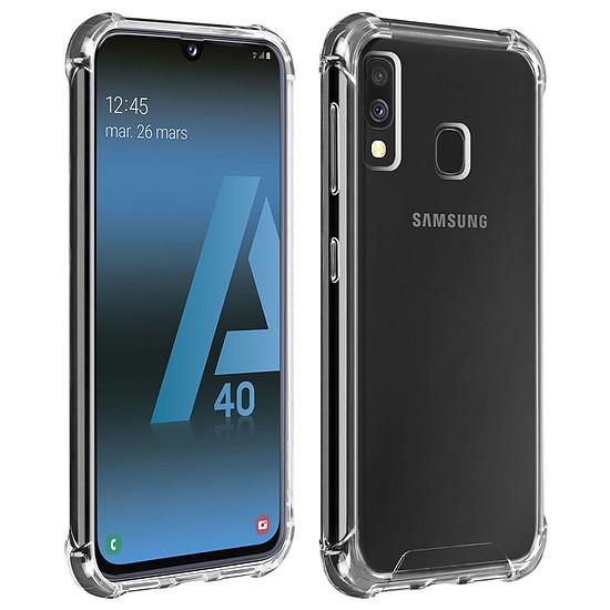 Coque et housse Akashi Coque angles renforcés (transparent) - Samsung Galaxy A40