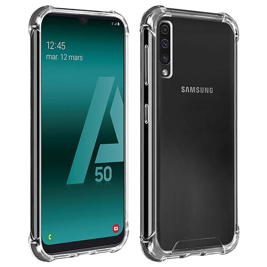 Coque et housse Akashi Coque angles renforcés (transparent) - Samsung Galaxy A50