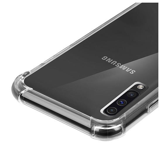 Coque et housse Akashi Coque angles renforcés (transparent) - Samsung Galaxy A50 - Autre vue