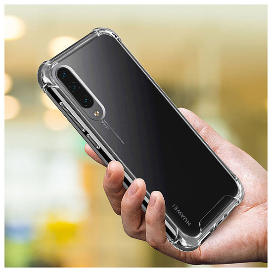 Coque et housse Akashi Coque angles renforcés (transparent) - Huawei P30 Lite - Autre vue