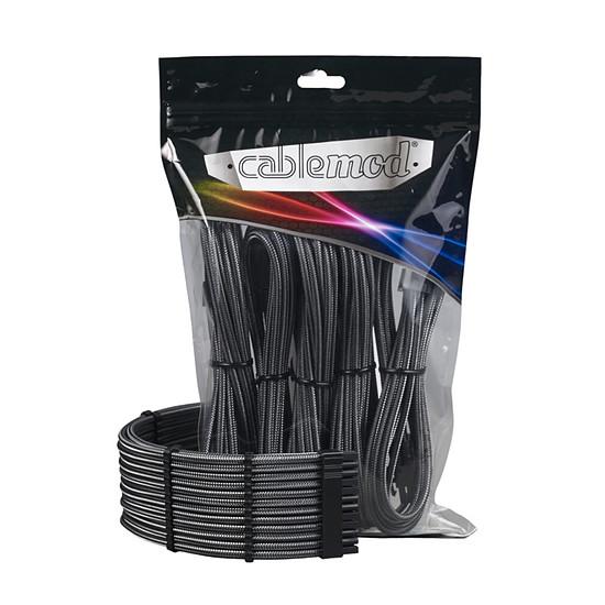 Alimentation CableMod PRO ModMesh Cable Extension Kit - Carbonne