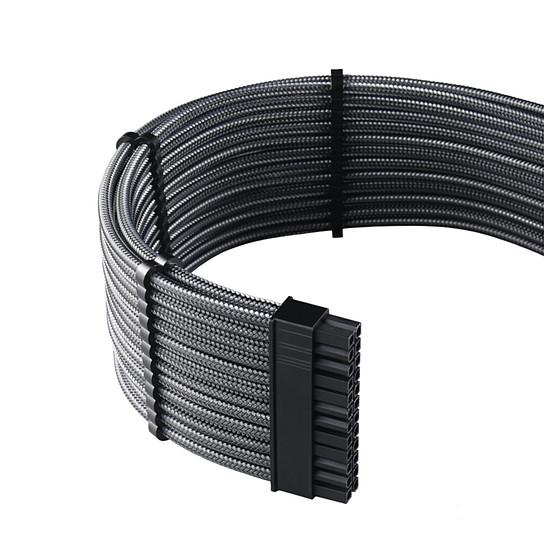 Alimentation CableMod PRO ModMesh Cable Extension Kit - Carbonne - Autre vue