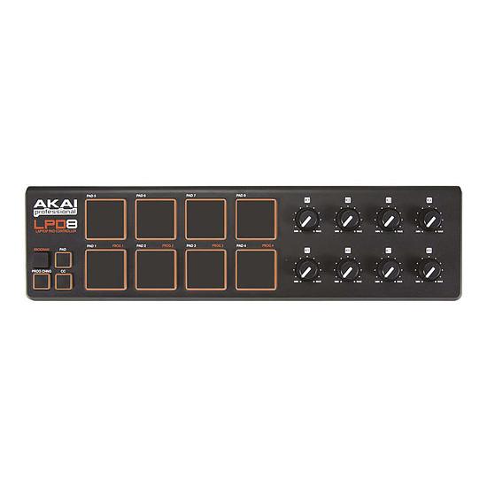 Table de mixage Akai Pro LPD8 - Autre vue