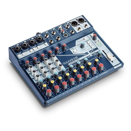 Table de mixage Soundcraft NotePad-12FX