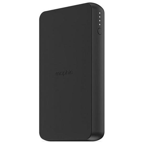 Batterie et powerbank Mophie Charge stream Powerstation wireless XL (noir) - 10000 mAh - Qi 5W